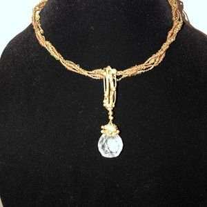 Jewelry - Handmade gold necklace